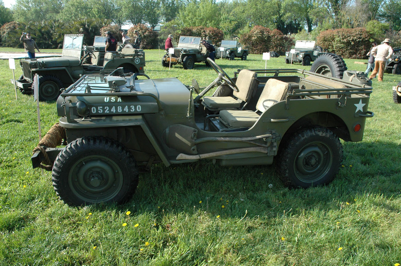Toadman S Tank Pictures 1942 Ford Script Gpw With Ford Frame