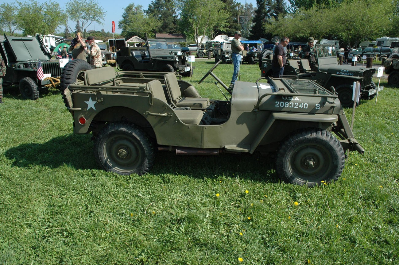Toadman S Tank Pictures 1942 Willys Mb Type 1